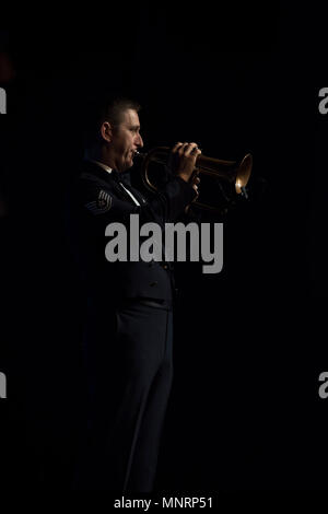 Tech Sgt Carl Eitzen, Heartland of America Band NCO in charge