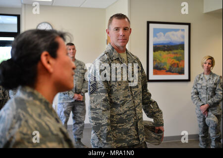 Chief Master Sgt Craig A Neri, Command Chief Master Sergeant, 14th