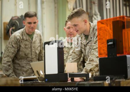 Lance Cpl Joshua Zeszut, student, Marine Corps Communication