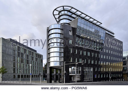 BMW Foundation building, Berlin, Germany Stock Photo 216974212 - Alamy