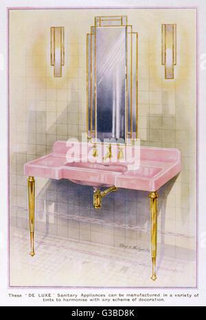 badezimmer 1930 hausbillybullock - leuchtende solar tisch foscarini