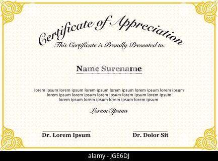 Certificado de Reconocimiento listo para imprimir también - certificado de reconocimiento para imprimir