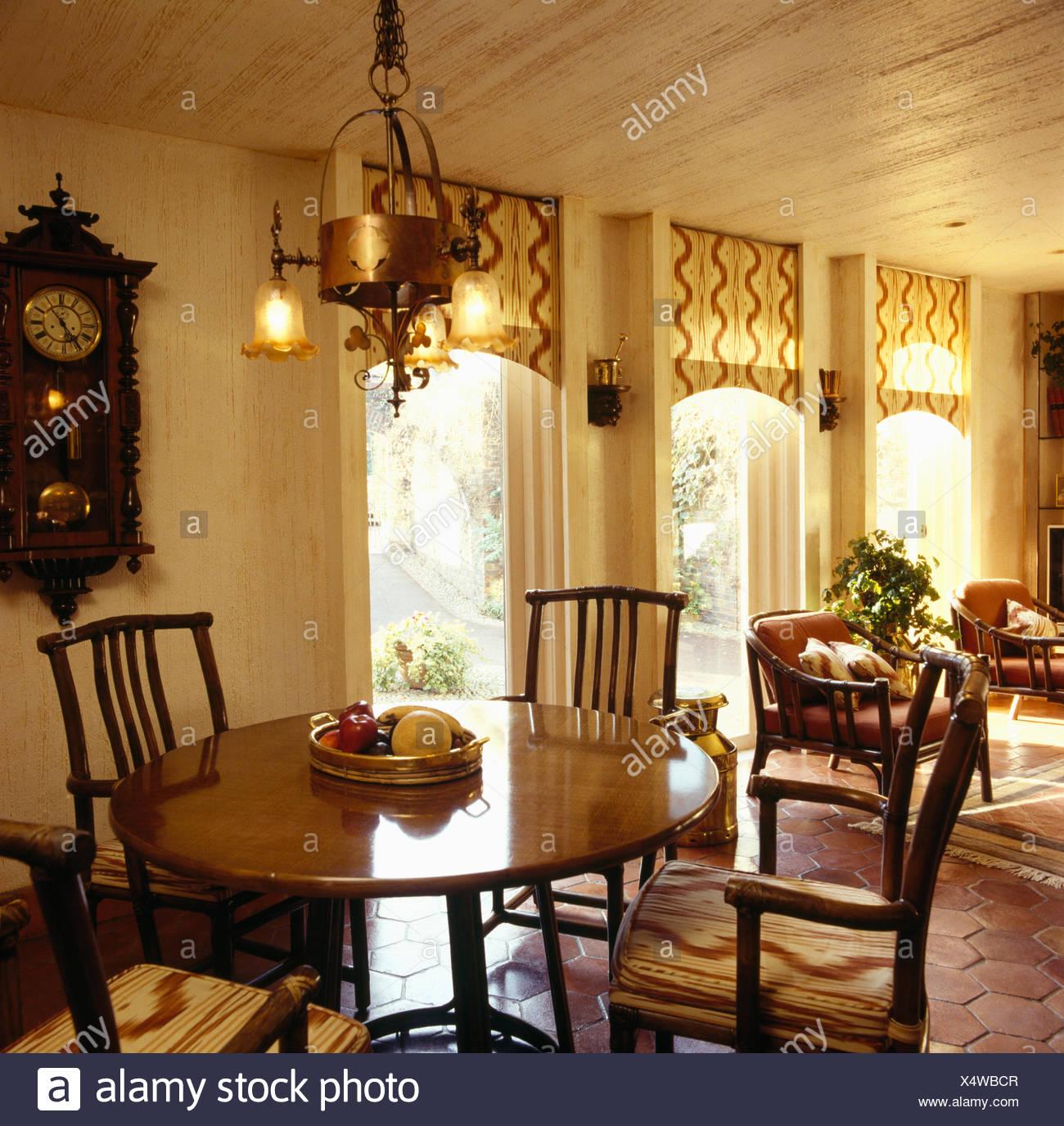 Esszimmer Lampe Runder Tisch Tische Entdecken Momax