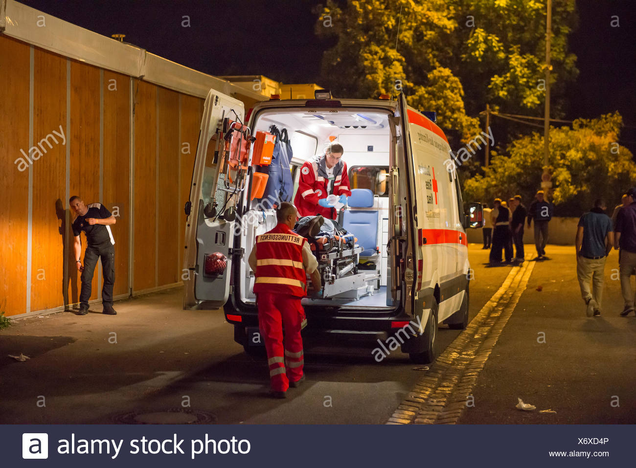 Black Friday Stuttgart Ambulance Drunk Stock Photos And Ambulance Drunk Stock