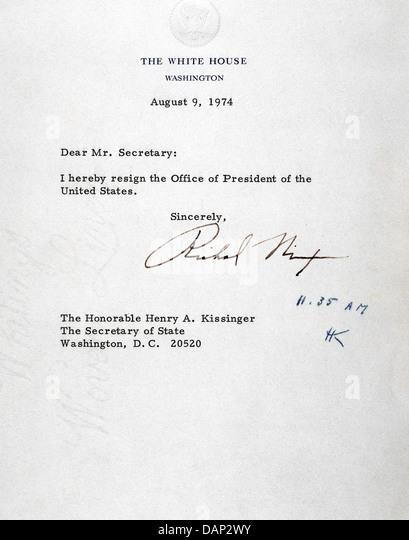 Nixon Letter Of Resignation Choice Image - Letter Format Formal Sample - nixon resignation letter