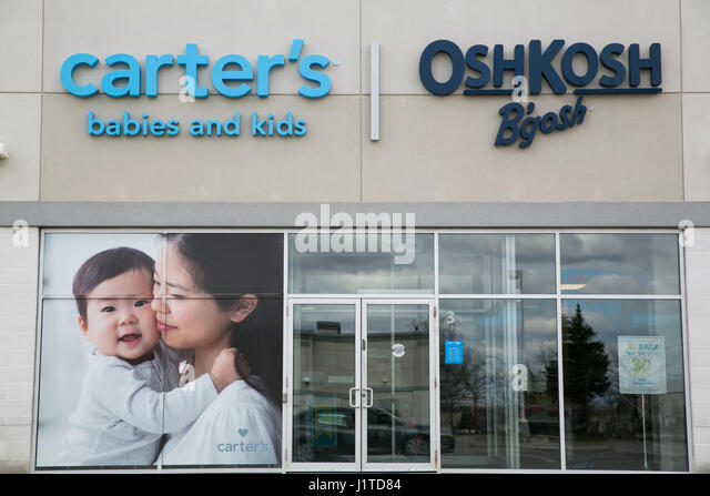 Carters Inc History OshKosh Bgosh - oukasinfo