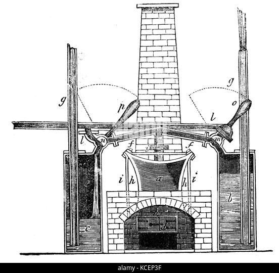corliss steam engine diagram