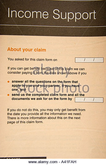 Claim Pack Disabled Sick Stock Photos \ Claim Pack Disabled Sick - attendance allowance form