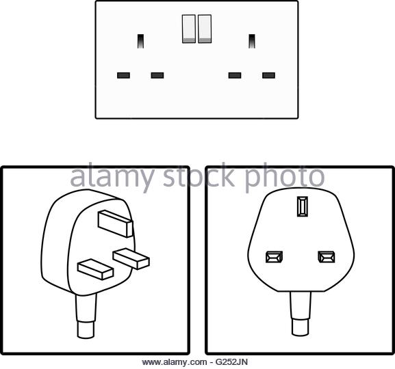 wiring a plug socket uk