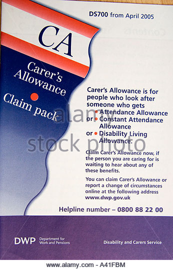 pension service claim form efficiencyexperts - attendance allowance form