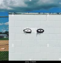 Graffiti Spray Painted On White Stock Photos & Graffiti ...