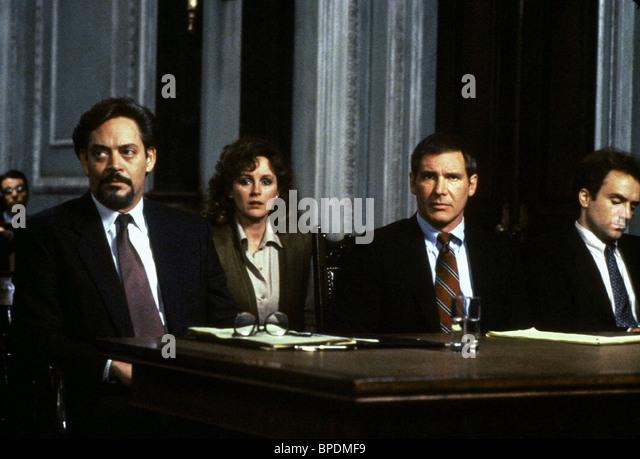 Presumed Innocent 1990 Raul Julia Stock Photos  Presumed Innocent - presumed innocent 1990