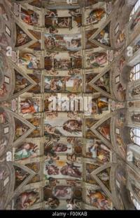 Sistine Chapel Ceiling Stock Photos & Sistine Chapel ...