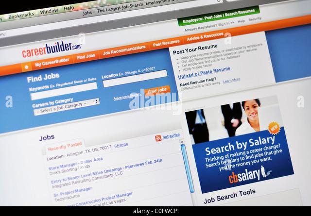 job listing stock photos u0026 job listing stock images alamy career builder
