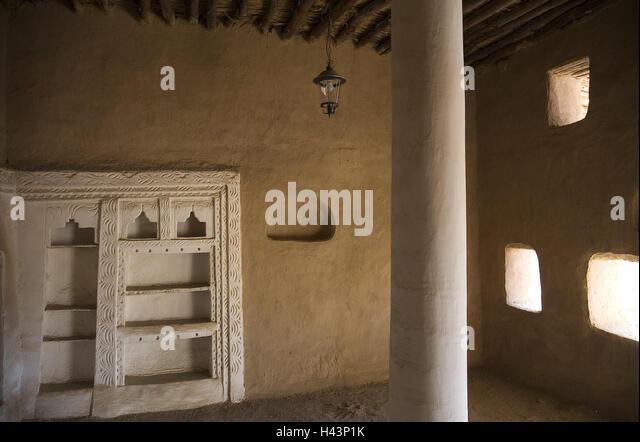 Saudi Arabia Living Room In Stock Photos & Saudi Arabia
