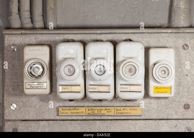 household fuse box cover