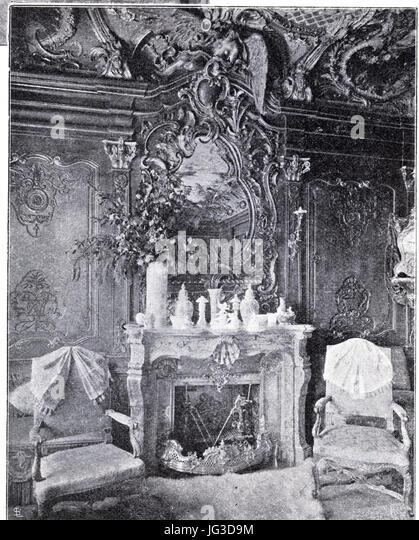 Esszimmer Stock Photos \ Esszimmer Stock Images   Alamy   Esszimmer 1900