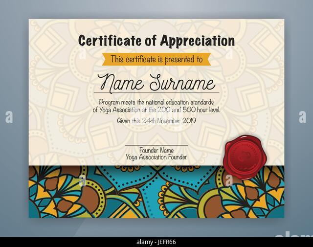 Military certificate of appreciation template resume – Military Certificate of Appreciation Template