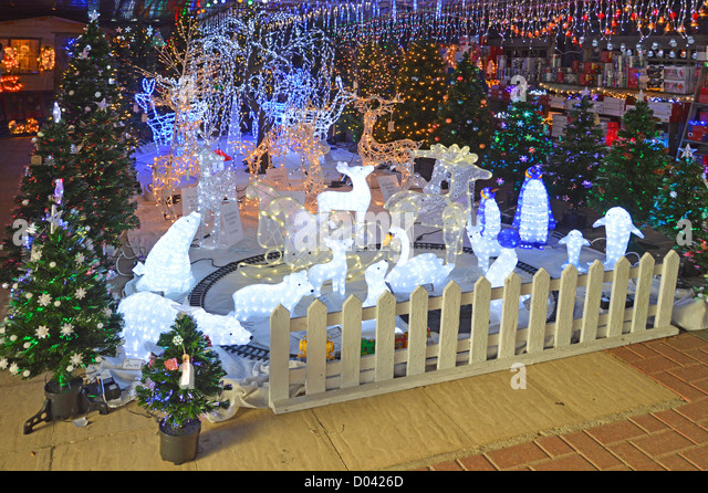 Christmas Decorations On Sale In Stock Photos \ Christmas - christmas decor on sale