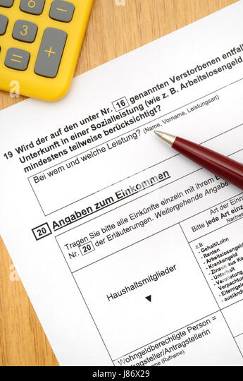 Housing Benefit Form - 10+ Free Documents In PdfHousing Benefit Form