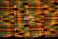 Kente Cloth Stock Photos & Kente Cloth Stock Images - Alamy