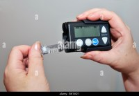 Insulin Pump Stock Photos & Insulin Pump Stock Images