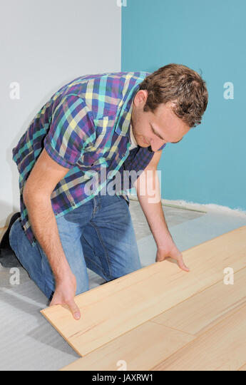 Laminat Verlegen Stock Photos \ Laminat Verlegen Stock Images - Alamy - laminat verlegen