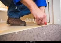 Carpet Fitter Stock Photos & Carpet Fitter Stock Images ...