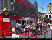 Edinburgh Fringe Festival Box Office Stock Photos ...
