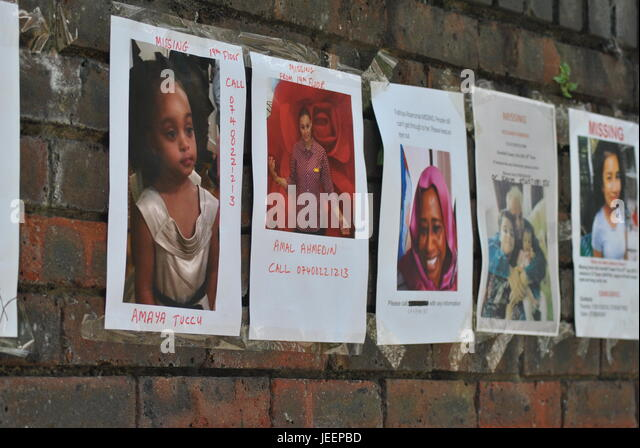 Missing People Posters Stock Photos  Missing People Posters Stock