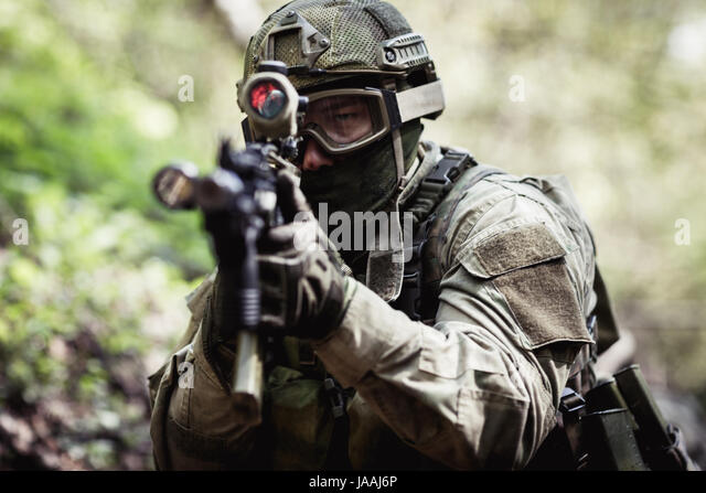 Scout Sniper Stock Photos  Scout Sniper Stock Images - Alamy