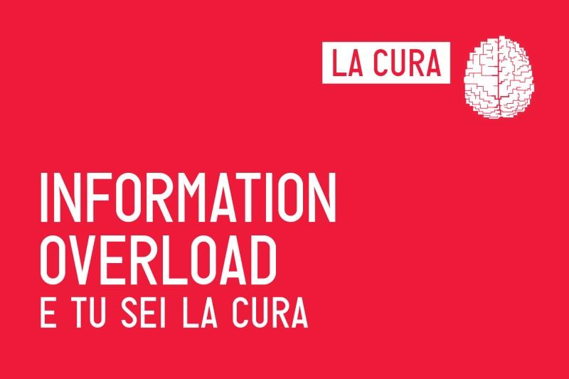 La Cura, cartoline, information overload
