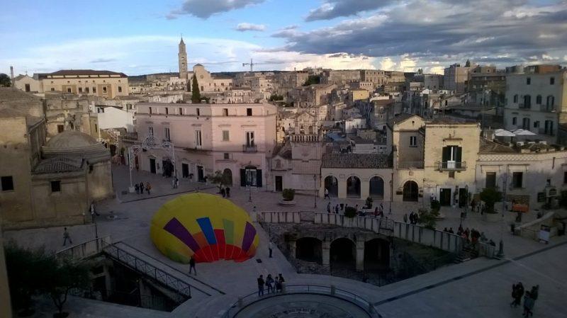Iglu de Vent, vista dall'alto, foto di Jordi Enrich