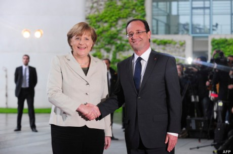 GERMANY-FRANCE-DIPLOMACY-FINANCE-PUBLIC-DEBT