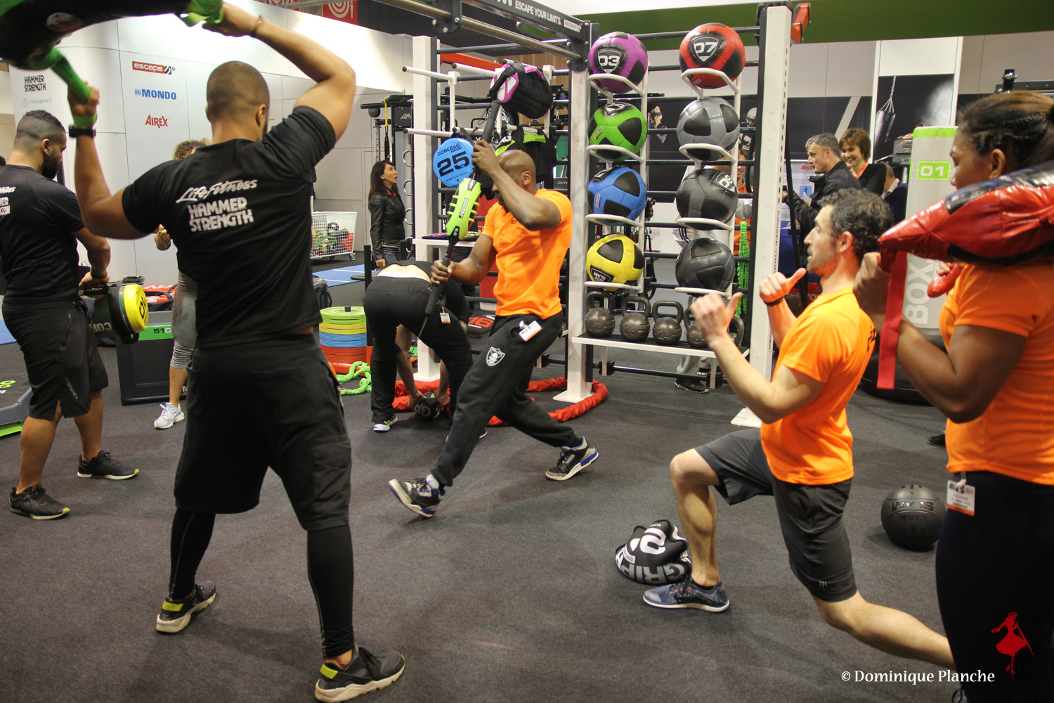 Salon Fitness Musculation Le Body Fitness A Le Vent En Poupe La Parizienne