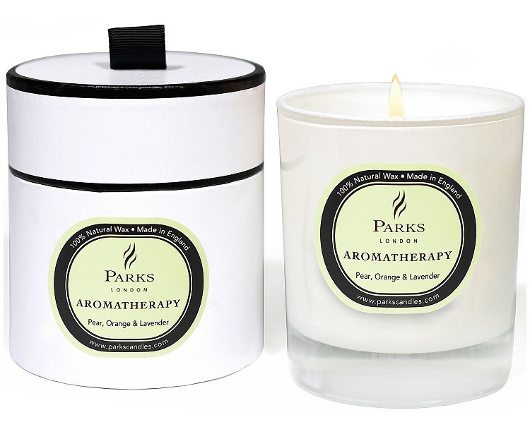 Parks London Duftkerze Parks London - Aromatherapy Pear, Orange & Lavender ...