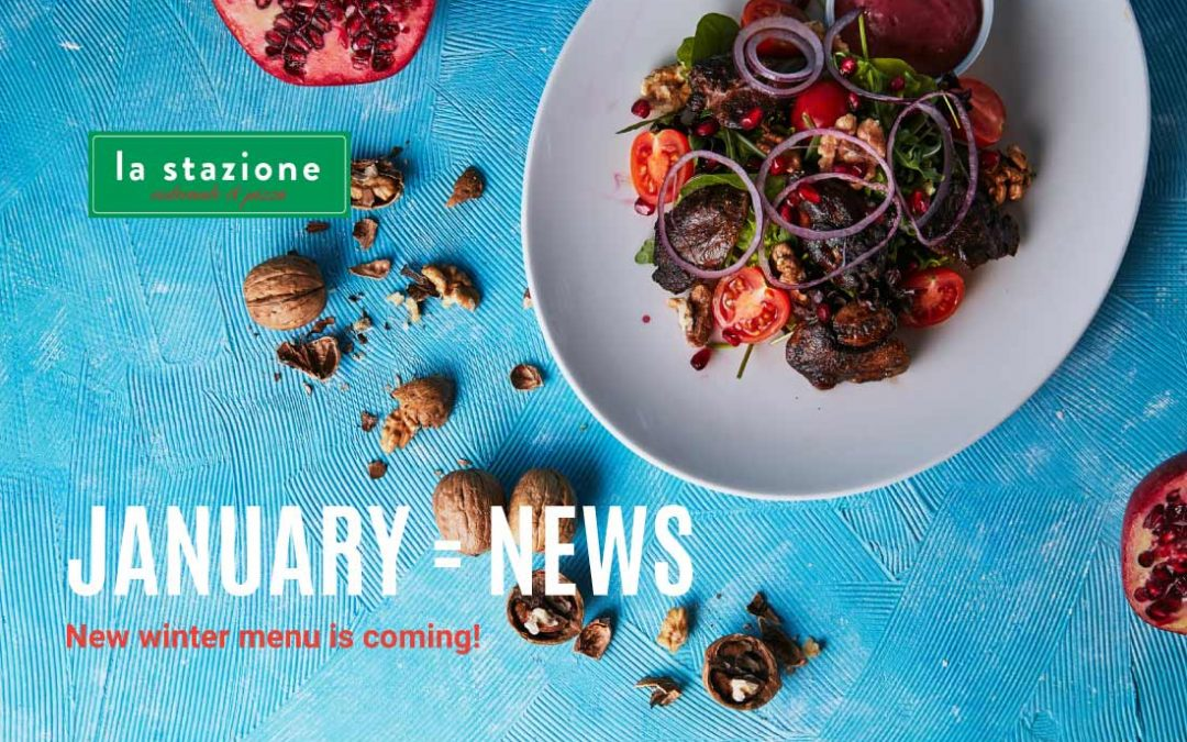 Winter news !