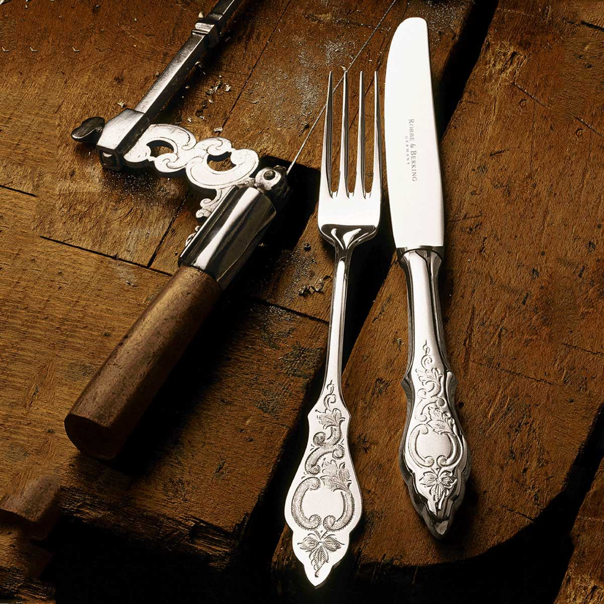 Black Friday Bettwäsche Robbe Berking Robbe Berking Art Deco Cutlery Sterling