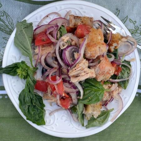 Traditional-Panzanella-prepared-with-the-addition-of-Italian-tuna