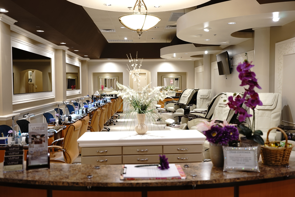 Nail Salon La Belle Nailspa Nail Salon Las Vegas Nv Nail Salon 89123 Nv
