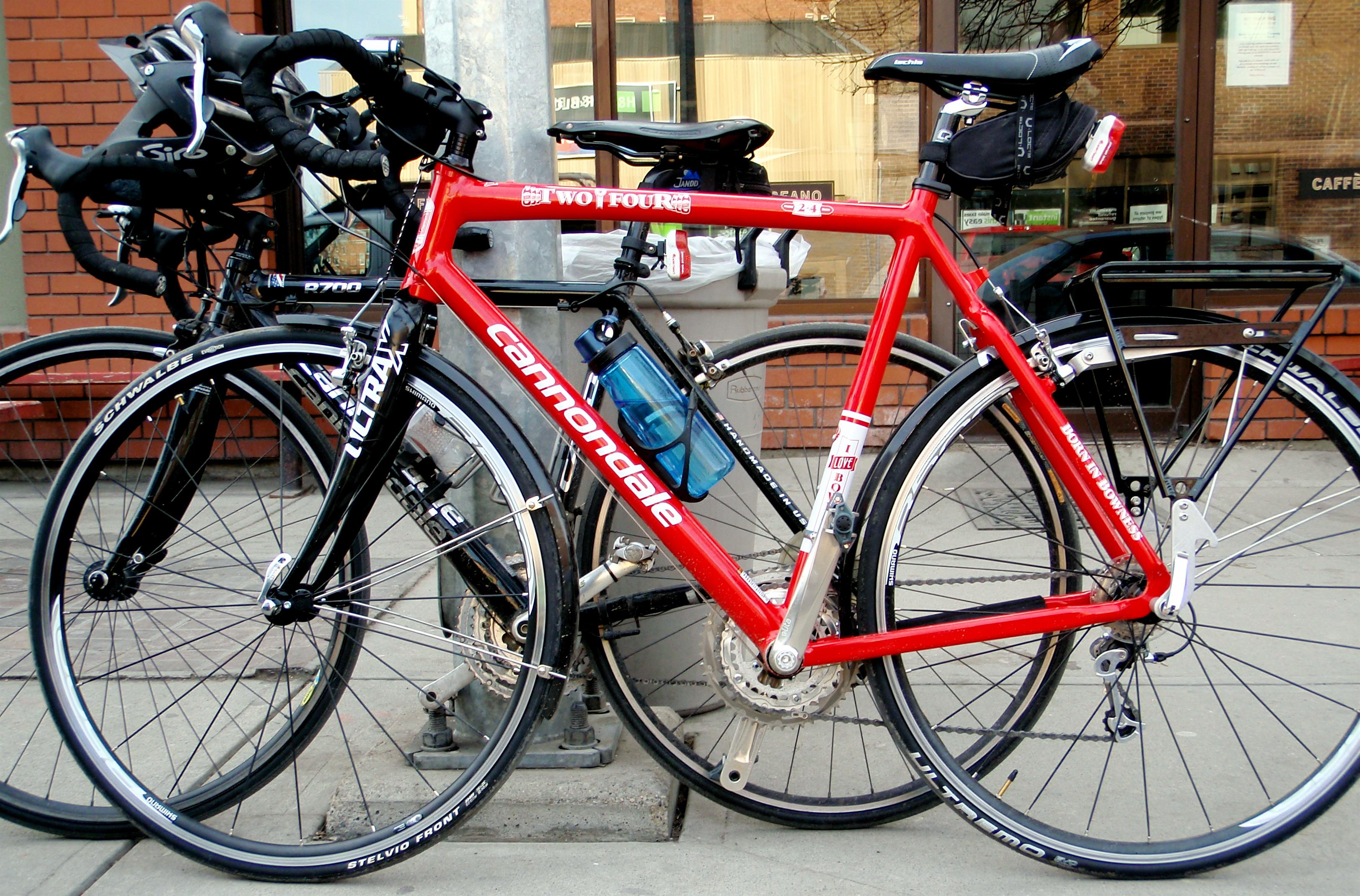 Sunbbicycle Racks