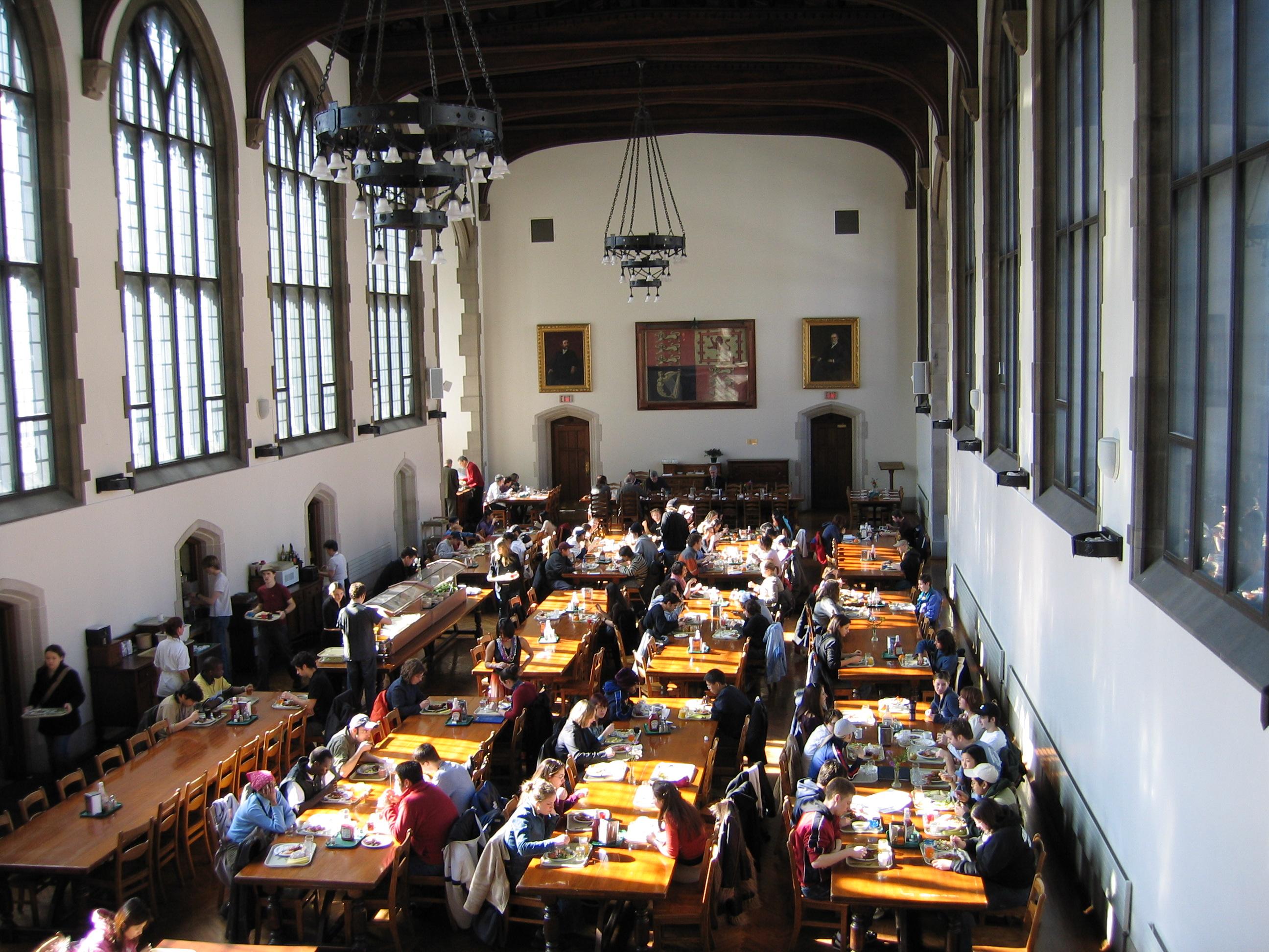 Sunddining Hall