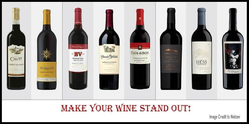 6 Tips to Make Your Wine Labels Pop off the Shelf - Rose City Label - wine label