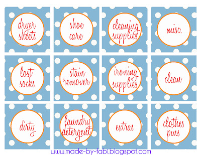 How To Make Printable Labels For Toy Storage Bins - German