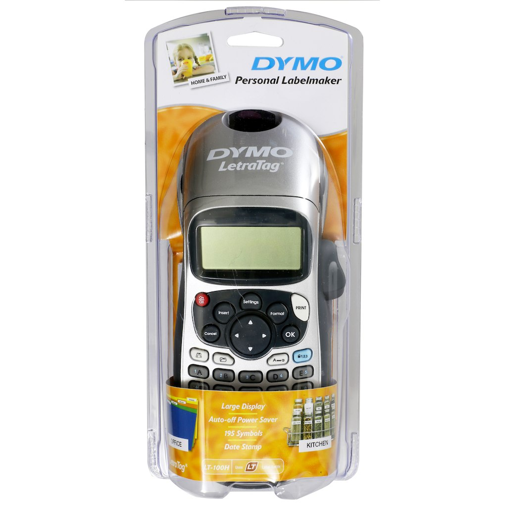 Dymo Letratag Dymo Letratag Lt 100h Electronic Label Maker Top Label Maker