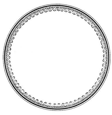Round Label Template Printable Label Templates