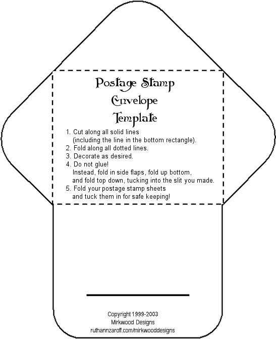 Envelope label Templates Printable Label Templates - Sample 5x7 Envelope Template