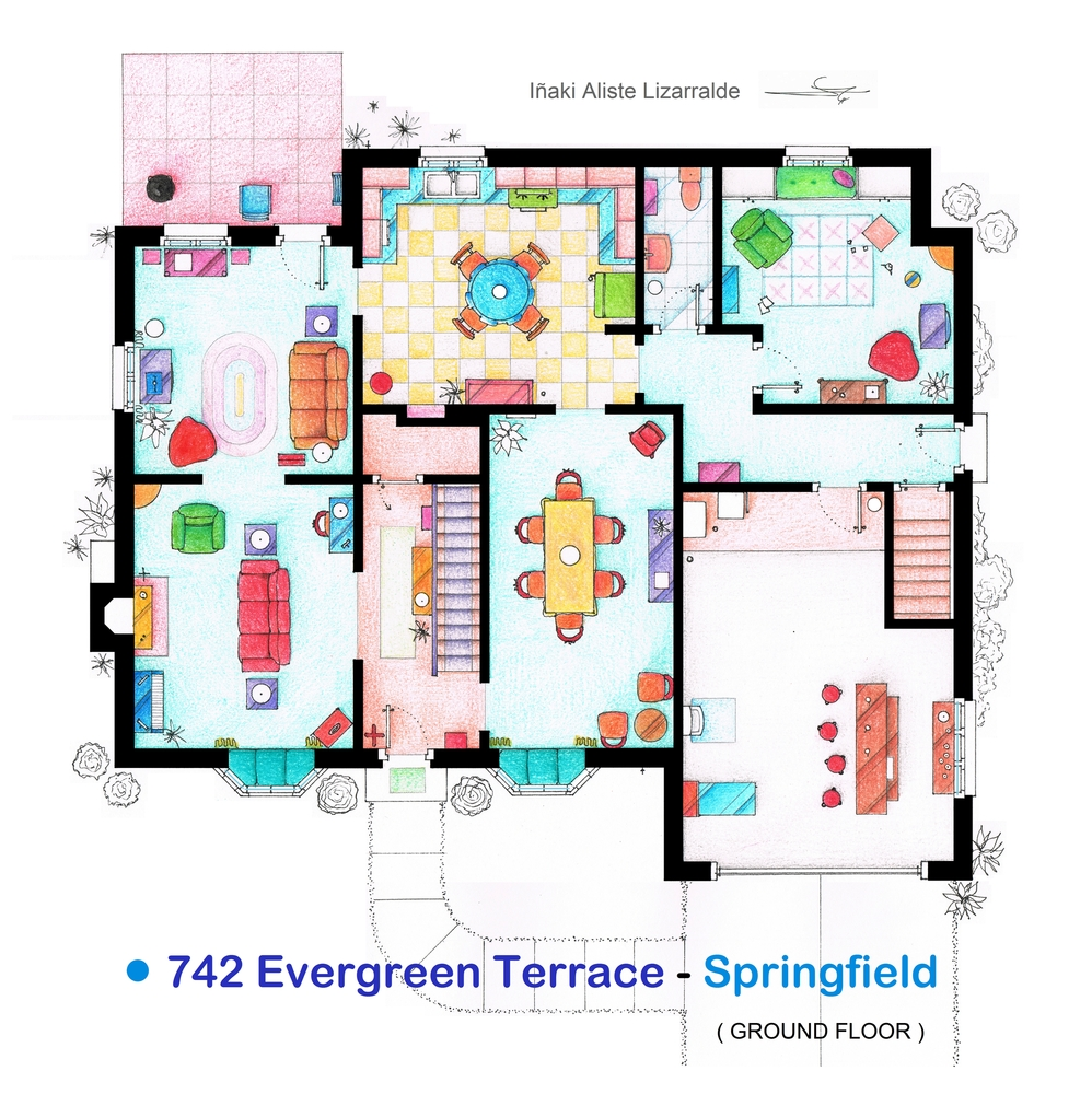Plan D'appartement Des Plans D Appartements De Films Et Séries