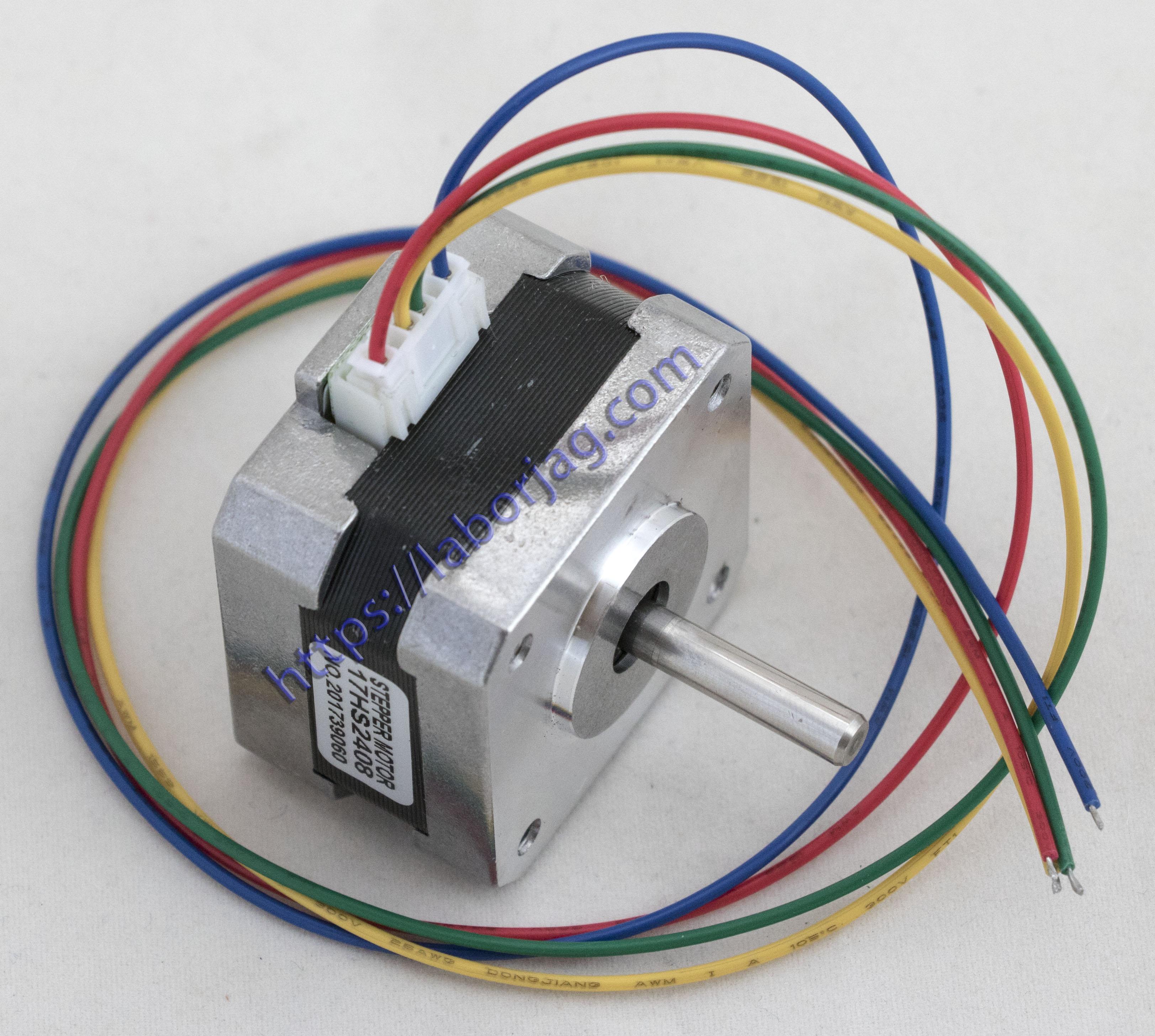 2 phase motor schema cablage