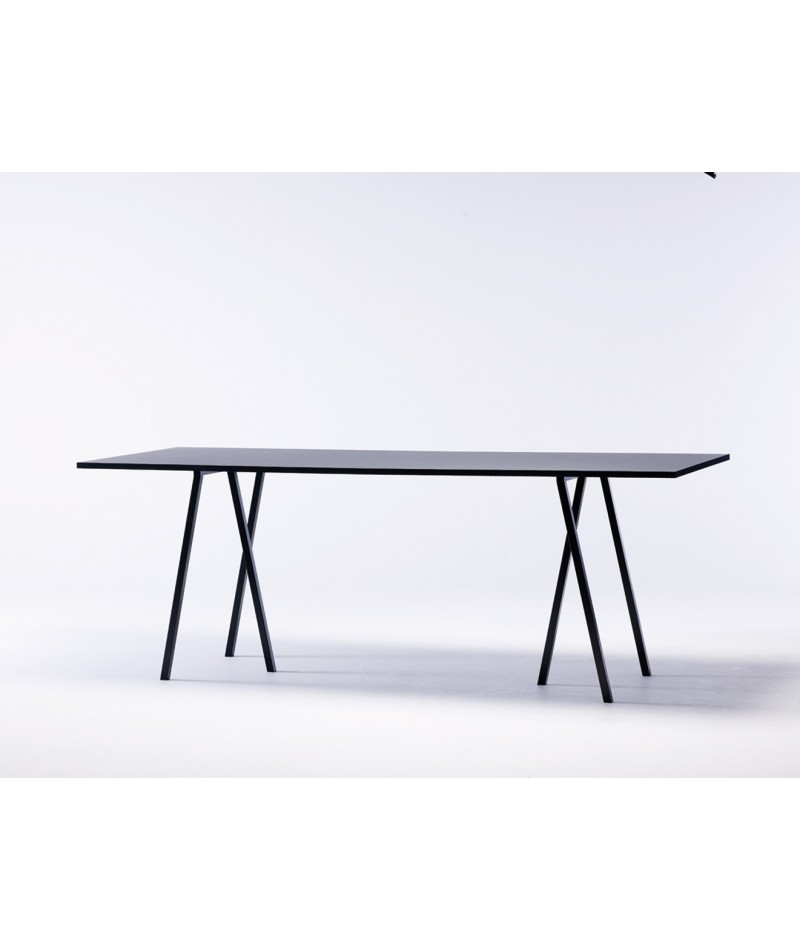 Hay Loop Stand Table Loop Stand Table De Leif Jorgensen, Hay - La Boutique Danoise